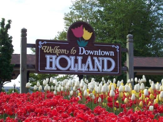 Welcome to the Holland Tulip Festival
